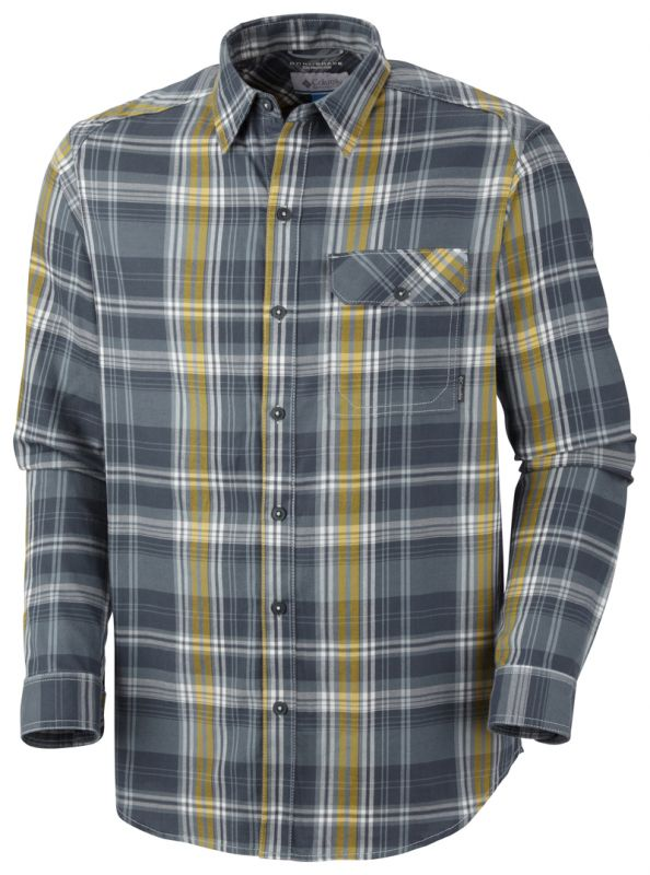 Columbia Flanel Ing Flare Gun Flannel LS