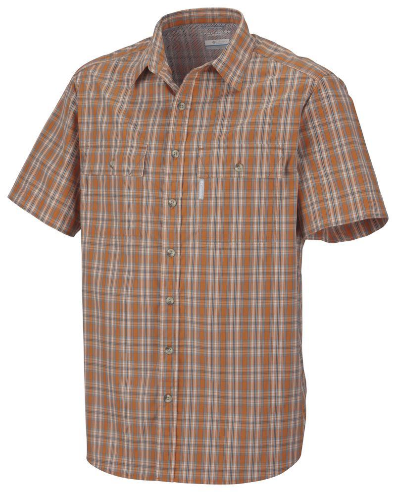 Columbia Ing Utilizer Trail II Short Sleeve Shirt