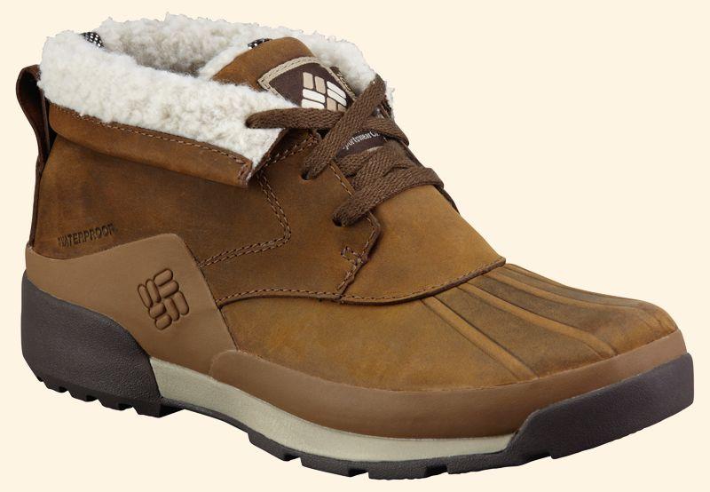 Columbia Cipő BUGABOOT™ ORGINAL CHUKKA OMNI-HEAT™