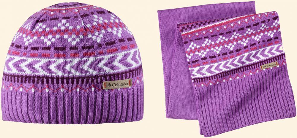 Columbia Sakpa+Sál Szet Winter Worn ™ Hat And Scarf Set
