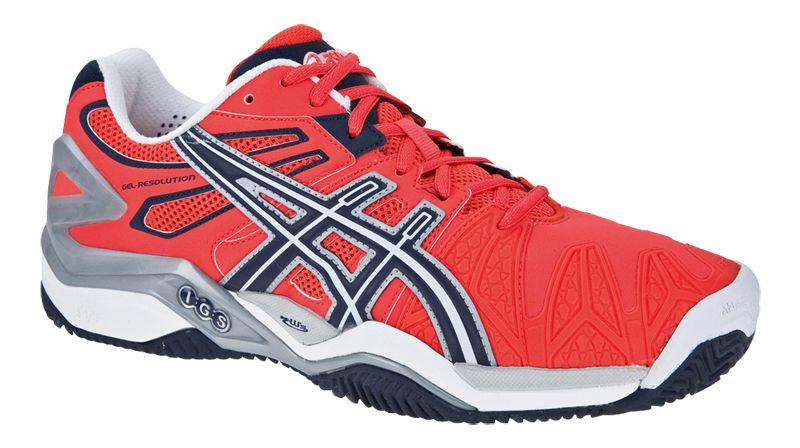 Asics Női Tenisz Cipő GEL-RESOLUTION 5 CLAY - E352Y_2157
