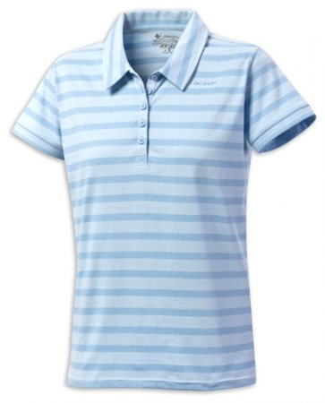 Columbia Polo Tonal Stripe II S/S.