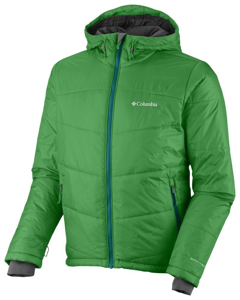 Shimmer Me Timbers II Hooded Jacket