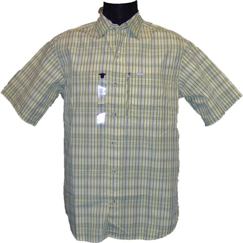 Columbia Ing Utilizer Zip Short Sleeve Shirt