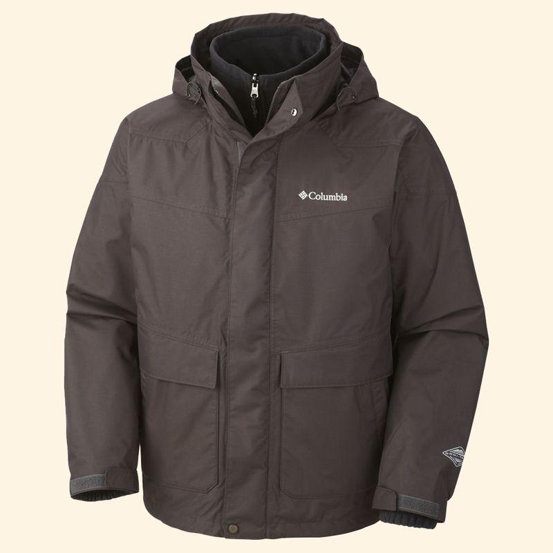 Franklin Cliff Interchange Jacket