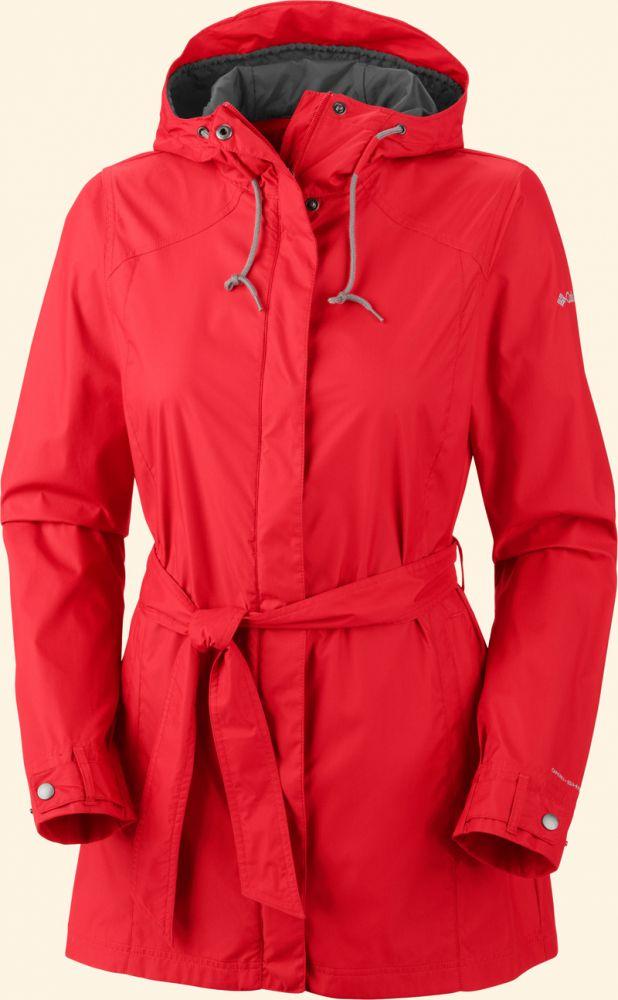 Columbia Női Esőkabát Pardon My Trench™ Rain Jacket