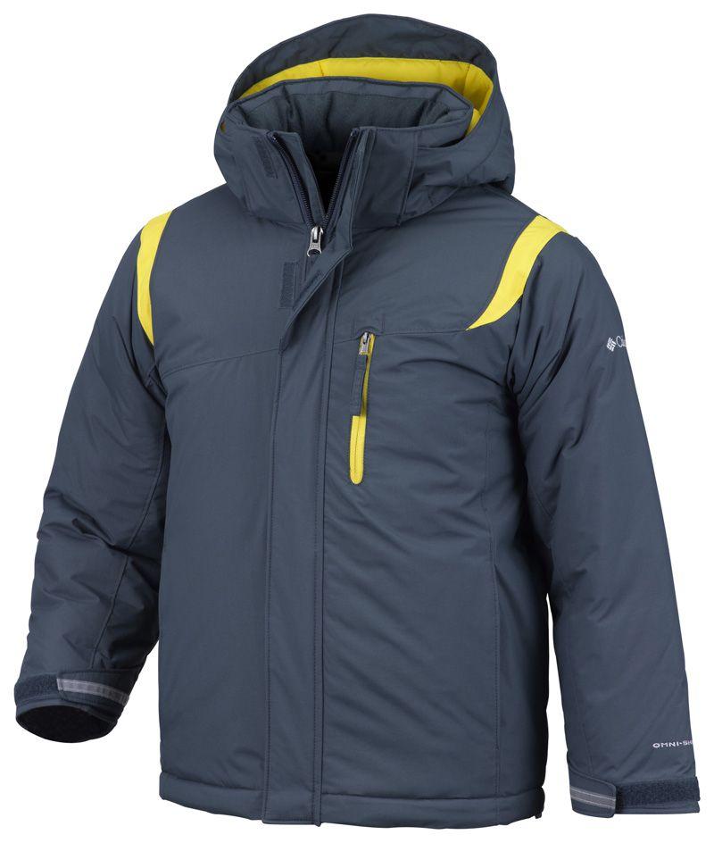 Columbia Gyerek Kabát Ice Slope Jacket