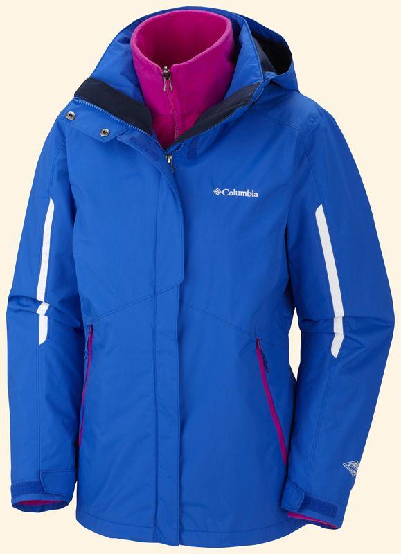 Columbia Kabát Bugaboo ™ Interchange Jacket