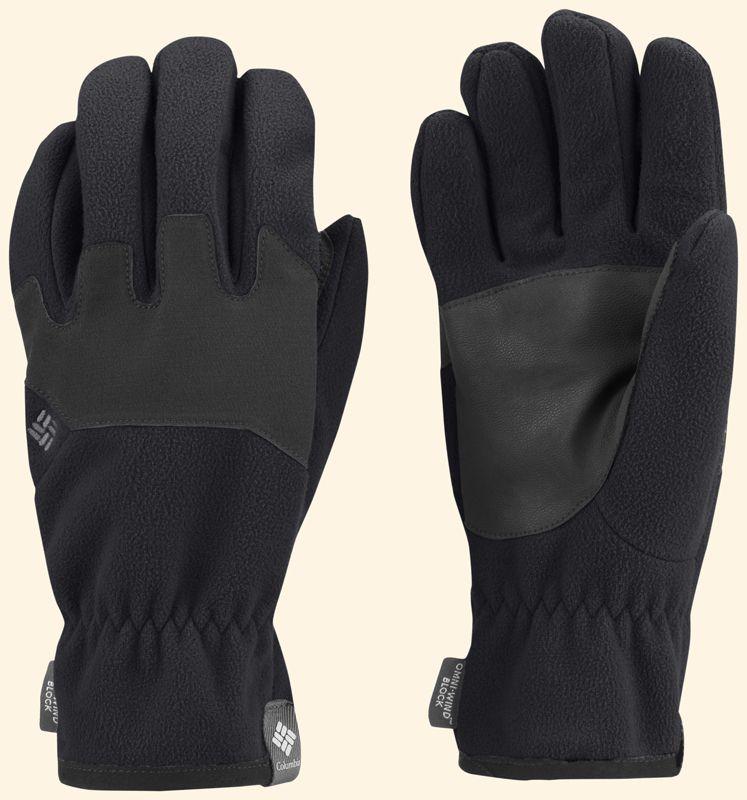 Columbia Férfi Kesztyű Wind Bloc ™ Glove