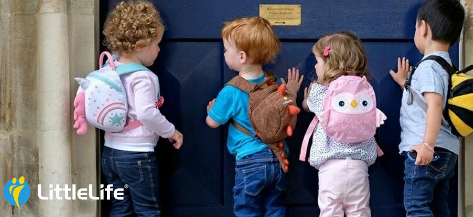 Littlelife gyerek hátizsákok